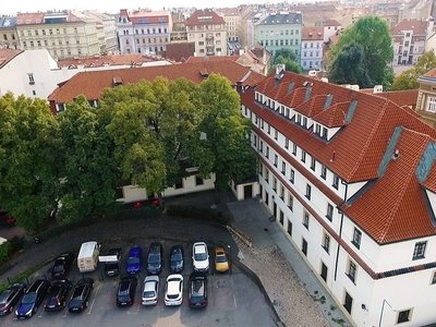Hotel Kampa - Old Armoury - Prague